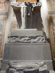 Pantheon: sculpture of unknown heroes who died for France by Louis-Henri   Bouchard (John Steedman) Tags: pantheon panthéon フランス france frankreich frankrijk francia parigi parijs 法国 パリ 巴黎