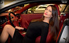 2017 San Francisco Auto Show - Moscone Center (billypoonphotos) Tags: bentley supersports 2017 russian car beautiful pretty female model girl lady black dress san francisco auto show moscone center billypoon billypoonphotos nikon news picture photo photographer photography d5500 nikkor 18140 18140mm people woman valentina tina