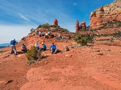 0034.jpg (Alan Gore) Tags: hiking westerners arizona sedona steamboatrock nature