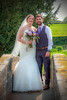 On The Bridge (Gallery North) Tags: sam laura wedding saturday may 19th cake fountains abbey hall bridesmaids dress flowerslocation sunny day lucky horseshoe shoes white hart hotel harrogate group