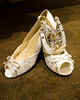 Wedding Shoes (Gallery North) Tags: sam laura wedding saturday may 19th cake fountains abbey hall bridesmaids dress flowerslocation sunny day lucky horseshoe shoes white hart hotel harrogate group