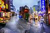 Rainy Day in Tokyo, Japan (` Toshio ') Tags: toshio tokyo japan asia japanese nihin shibuya street rain raining store road neon asian fujixt2 xt2 people