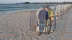 20180521_210110_selbst am Strand 06 (wos---art) Tags: bildschichten selbst strand strandkorb reihe glowe