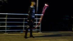 * (Timos L) Tags: man street portrait candid arguile sisha coal corniche beirut lebanon night nightshot olympus em5ii panasonic 123528 timosl