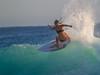 """snapper rocks  bikini surfing"" (rod marshall) Tags: snapperrocks surfing bikinisurfing goldcoastsurfing"
