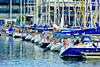 Let's sail! (Fnikos) Tags: port puerto porto harbour harbor sea water waterfront boat sailboat vehicle building architecture outdoor