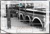 Railway Bridge - Kalk Bay (PaulO Classic. ©) Tags: kalkbay capetown bridge canon eos450d picmonkey photoshop spe smartphotoeditor selective