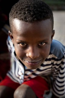 Boy in Lalibela