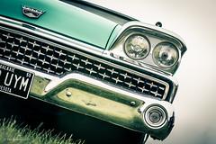 Ford Galaxie (yarns101) Tags: classic 50s show motor engine wheels speed cadillac chrome car bike dashboard ford galaxie galaxy