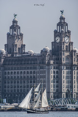 Tall Ships Race 2018 (davenewby123) Tags: tallshipsrace2018 liverpool rivermersey boatrace davenewby building boat city sky water sea river tower davenewby2 fishingboat sunset landscape seascape merseyside wirral sonya7m3 lighthouse
