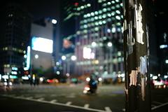 2006/1738: (june1777) Tags: snap street seoul night light bokeh sony a7ii cosina voigtlander nokton 35mm f12 1600 clear