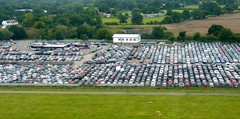 Parking at Gatwick Airport, England (Joseph Hollick) Tags: london england car parking gatwick airport