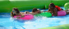 Slide chain (radargeek) Tags: 2016 slidethecity oklahomacity waterslide splash panorama kids child kid sunglasses july okc water slide