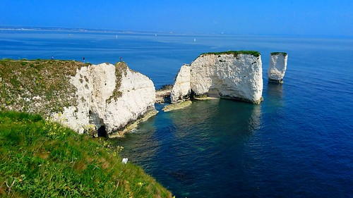 Old Harry Rock/The Foreland