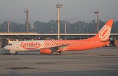 G3 B738 GRU (Luis Fernando Linares) Tags: aviation avgeek airlines aircraft airplane airport airliner boeing b737ng b738 gol glo g3 gru sbgr guarulhos ramp planespotting jet twinjet cfm