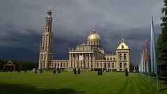 Stary Licheń  https://en.m.wikipedia.org/wiki/Licheń_Stary (buidl-lemmy) Tags: church basilika maria wallfahrtsort pilgrimage polska polen gewitter
