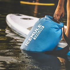 Keep Food and Drink Cold for 24+ Hours with ICEMULE's Cooler Bag (icemulecoolers017) Tags: cooler bag
