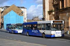 McGill's 5952 YJ54CKK & 4469 SF55HBC (Will Swain) Tags: paisley 17th february 2018 bus buses transport travel uk britain vehicle vehicles county country scotland scottish town north mcgills 5952 yj54ckk 4469 sf55hbc