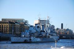 Крейсер Берфаст Лондон InterNetri United Kingdom 0301
