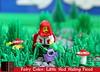 Fairy Tale - Little Red Riding Hood (y20frank) Tags: lego minifigures fairytale fairy tale littleredridinghood rotkäppchen minifigure märchen