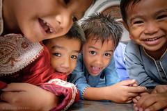 Kindergarten at the Mosque (Goran Bangkok) Tags: boys children islam mosque muslim bangkok thailand