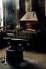 Blacksmith's workshop, still in use (mkk707) Tags: film analog wwwmeinfilmlabde zeissikonvoigtländericarex35stm icarex35 voigtländer zeissikonstyle zeissikon m42mount m42 asahioptcosupertakumar11450 kodakcolorplus200 35mmfilm vintagelens vintagefilmcamera germancameras darmstadt kranichstein eisenbahnmuseum