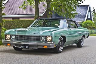 Chevrolet Impala Hardtop Coupé 1973 (8503)