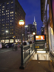 New York (1Nine8Four) Tags: panasonic panasonicgx8 gx8 micro43 micro 1260mm america us unitedstates northamerica usa newyork newyorkstate holiday nightshots nightshot longexposure city