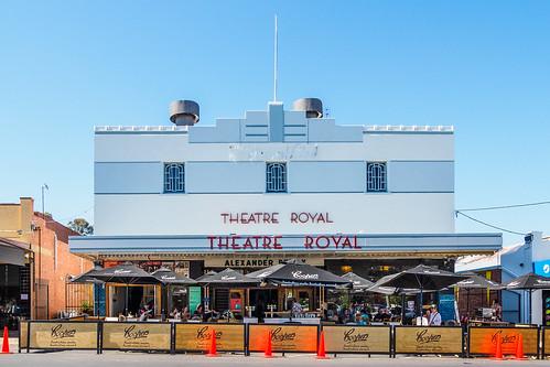 Theatre Royal, Castlemaine, Vic.
