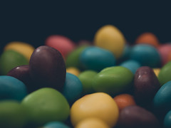 Happy Easter (Jessie Bondia) Tags: candy eggs easter holiday purple colors colorful jelly beans jellybeans treats treat sugar sweet sweets spring