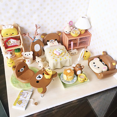 Re-ment Rilakkuma Room (karenisme08) Tags: rement toystagram dollhouse rementtoy miniaturetoy rementcollection rementminiatures miniatures miniature diorama rementaddicts rementaddict dollhouseminiatures rementminiature minitoys rementrilakkuma rilakkumaroom kidatheart 鬆弛熊房 鬆弛熊 鬆弛熊rement 食玩 rement食玩 食玩控 鬆弛熊控 鬆弛熊食玩 拉拉熊 迷你玩具