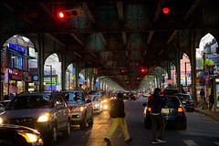 Jackson Heights (grapfapan) Tags: newyorkcity queens usa travel