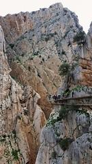 Caminito del rey (sakarip) Tags: sakarip spain caminito rey rock mountains landscape hike hiking malaga stone