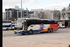 SF 54139 @ Glasgow Buchanan Street bus station (ianjpoole) Tags: stagecoach fife volvo b11rt plaxton elite yx63nej 54139 glasgow buchanan street bus station