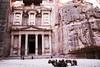 Treasury, Petra (ljumica) Tags: travel morning camels treasury 1855mm 700d canon jordanien giordania jordan petra