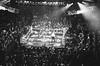 02580030 (fuzzywomack) Tags: film filmphotography 35mmfilm 35mm canon canonat1 ilfordhp5plus newyorkcity nyc newyork brooklyn downtownbrooklyn barclayscenter boxing premierboxingchampions wbc worldboxingcouncil deontaywilder luizortiz