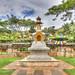 Moloa'a Stupa (Dharma Sanctuary)