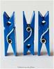 wasknijpers (Hetwie) Tags: wasknijper macromonday maacromaandag blauw clothespins macro blue helmond noordbrabant nederland nl