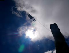 (An Arzhig) Tags: salazes réunion tyrolienne corde rope escalade climbing panasonic gx800 lumix