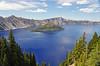 Crater Lake Caldera & Wizard Island Cinder Cone (Oregon, USA) 2 (James St. John) Tags: crater lake caldera national park oregon cascade range holocene wizard island cinder cone volcano