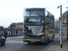Blackpool 436 180111 Preston (maljoe) Tags: blackpooltransport blackpool railreplacement