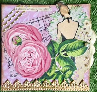 Creative Collage #4 Journal Page