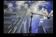 One World Trade Center (vonhoheneck) Tags: oneworldcenter newyork nyc schoelkopf schölkopf skyscraper manhattan usa passageway wtc fultoncenter canon eos 6d metro station