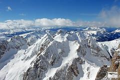 Marmolada 3343 mtr. Trentino Italy Winter (ugoehler) Tags: alpen alps altoadige berge dolomiti gipfel marmolada mountains puntapeina puntarocca seilbahn ski snowboard trentino suedtirol italy italien italia azzuro