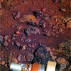 Small Rocks on the Ground (sjrankin) Tags: 31march2018 edited nasa mars opportunity endeavourcrater colorized rgb bands257 rocks
