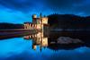 Château de la Roche (Stéphane Sélo Photographies) Tags: châteaudelaroche france paysage pentax pentaxk3ii sigma1020f456 blending bluehour fleuve gorgedelaloire heurebleue landscape loire rivière île