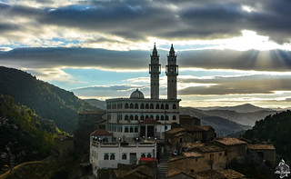 Mosquée du village historique d'El-Goléa