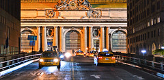 grand central terminal (poludziber1) Tags: street streetphotography skyline city colorful cityscape color nyc ny newyork manhattan orange yellow urban travel traffic america usa