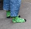 Street Green. (Omygodtom) Tags: portland people street city colours tamron odd strange d7100 alien