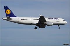 Airbus A320-211, Lufthansa, D-AIPB (OlivierBo35) Tags: spotting nantes nte a320 airbus lufthansa